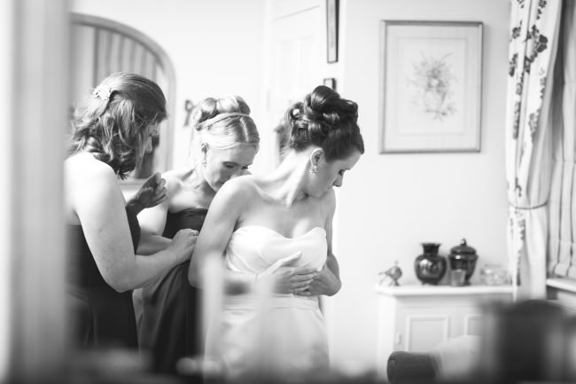 5 Tips for a relaxed wedding morning